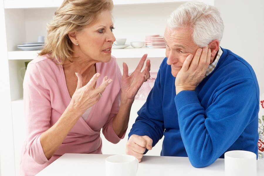 Infidelity Higher Among Older Couples