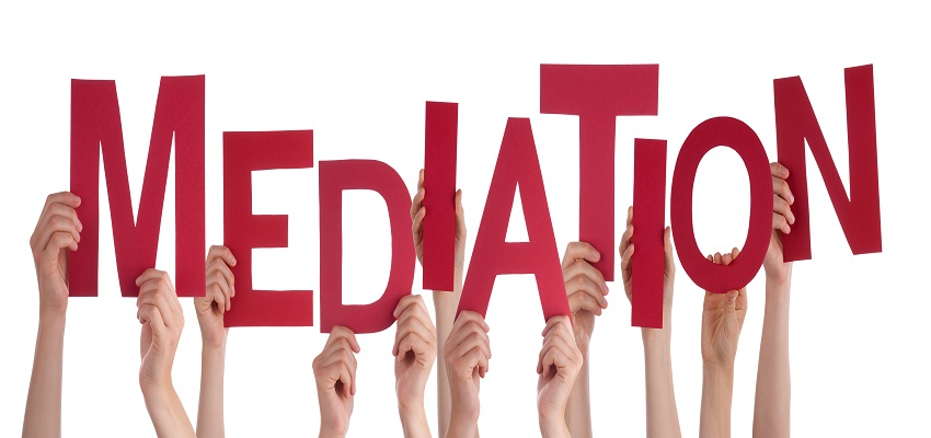 Mediation As A First Step