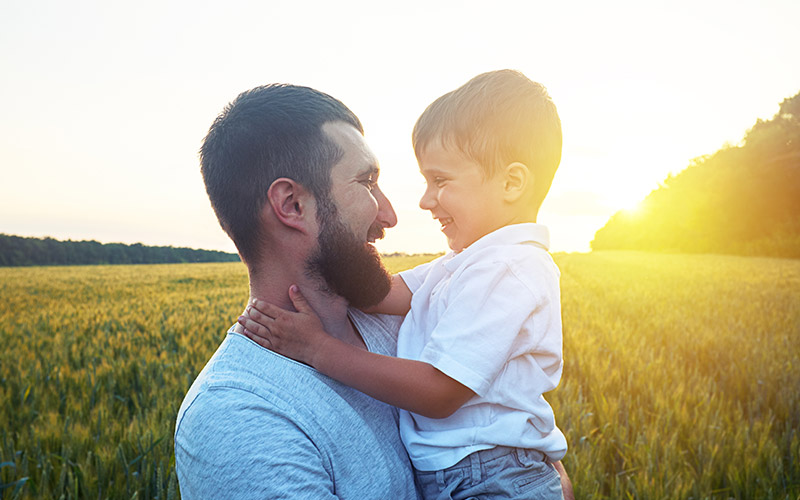 Fathers in Utah receive less time with children than in other states